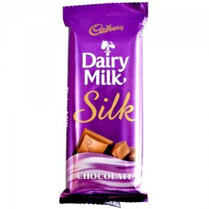 giftzbag: dairy milk chocolates