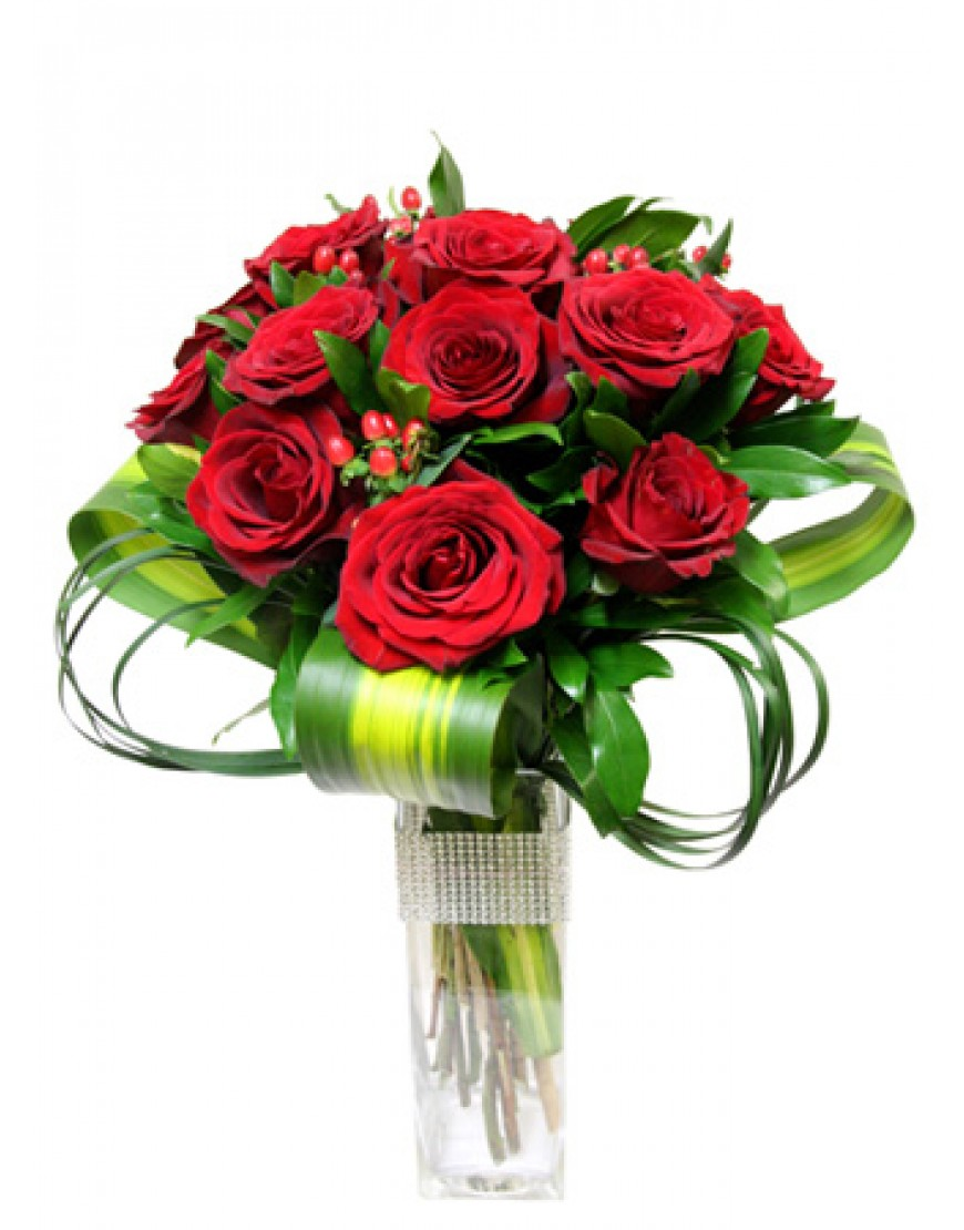 Send this hand bunch of 20 roses to your love ones giftzbag hand bunch of 20 roses izmirmasajfo
