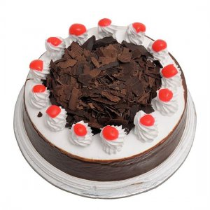 Birthday :Midnight Delivery of Fresh black forest Cakes in ajmer