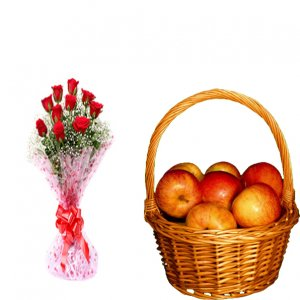 giftbag: Flowers , fresh fruits Delivery in Ajmer