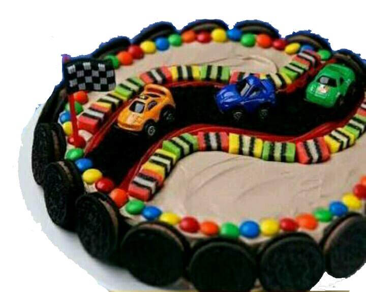 Stupendous 1 Kg Car Race Track Cake For Your Car Lover Friend Or Kids Giftzbag Funny Birthday Cards Online Unhofree Goldxyz