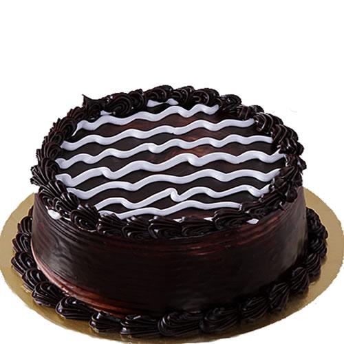 1 Kg Round Chocolate Cake