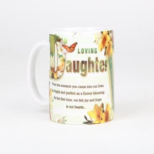Personalized white mug in ajmer