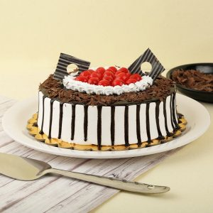 Exotic Black Forest Cake