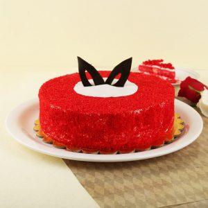 Special Round Red Velvet Cake