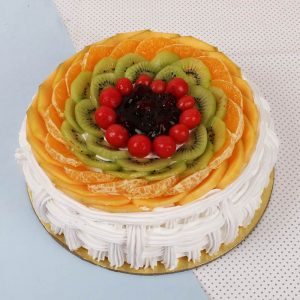 Lovely Fruit Cake