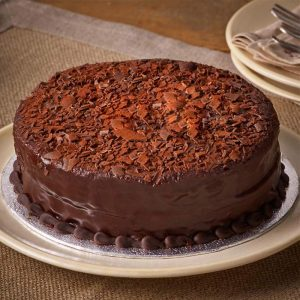 Classy Chocolate Cake