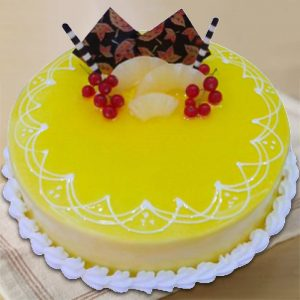 Special Pineapple Fun Cake