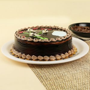 Special Ethereal Chocolate Cake:GiftzBag.com