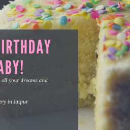 Pink cake delivery in jaipur