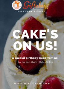 Buy the Best Quality Cakes Online