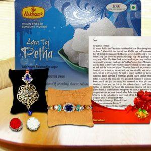 rakhi gift delivery worldwide