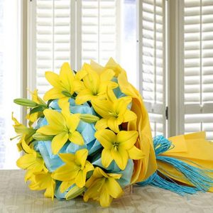 online Lily flowers delivery in India