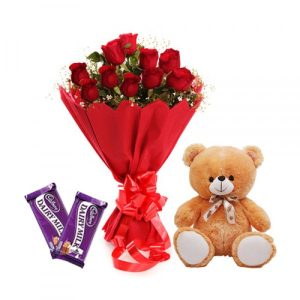 online roses flowers bouquets delivery in India