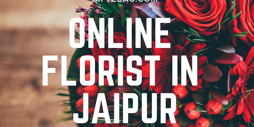 online florist in jaipur