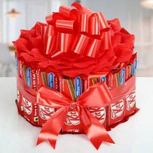 Ketkat chocolate hamper