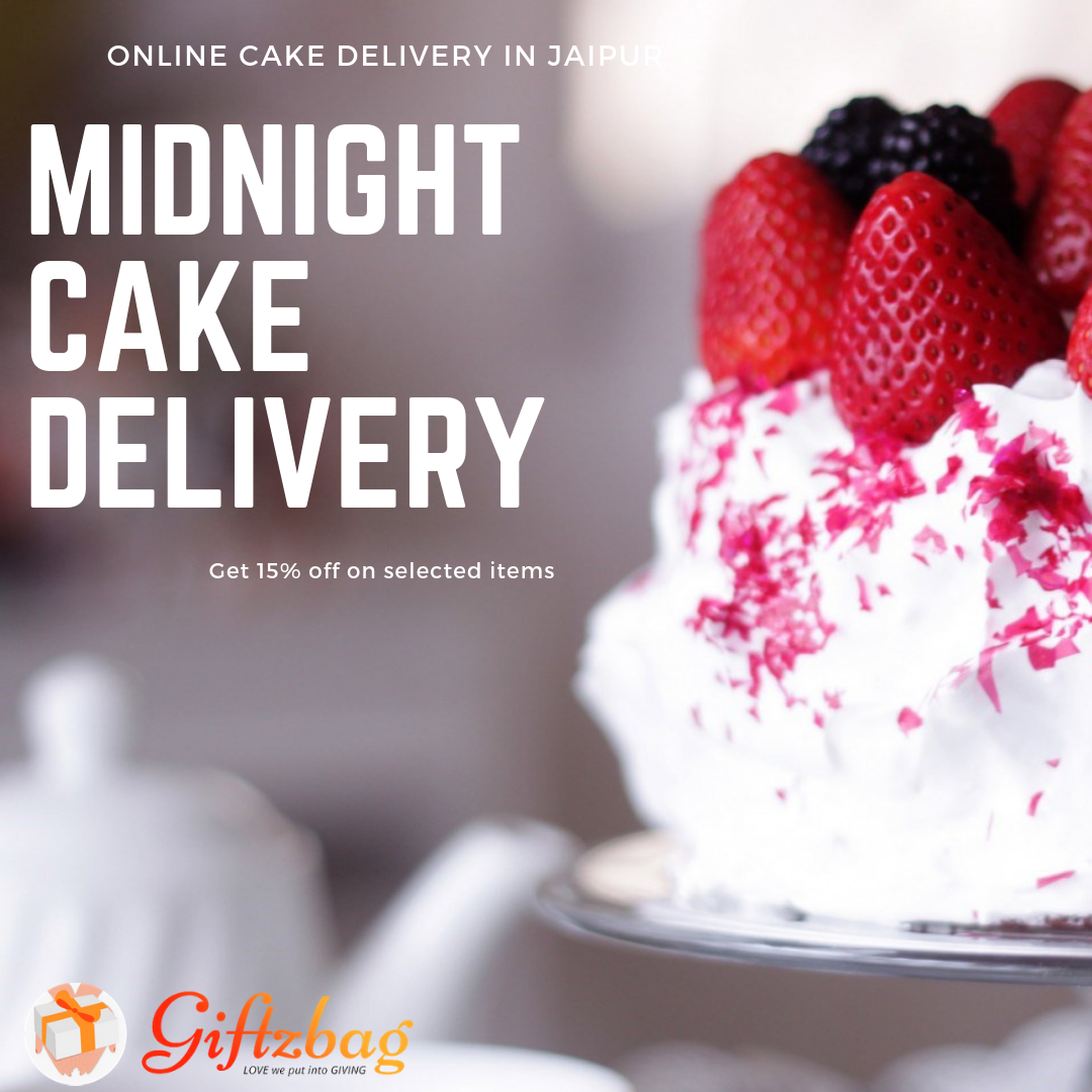 Online Cake Shop In Jaipur