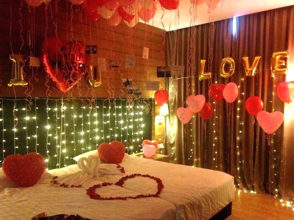 Romantic Room Ideas For Her Romantic Ways To Decorate A Hotel Room