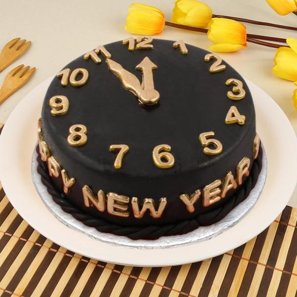 Countdown Cake 2019