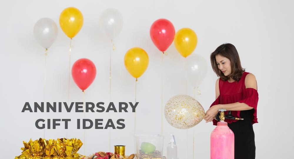Top anniversary gift ideas online