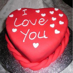 A Delicious Anniversary Cake