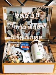 Cute Birthday Gifts for Boyfriend