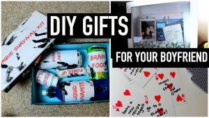DIY Birthday Gift Ideas for Boyfriend