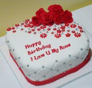 Midnight Cake Surprise