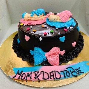 Baby Shower's Cake