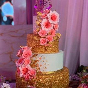 25 Years Anniversary Cake
