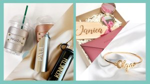 Personalized Gift Items