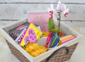 stationery gift hamper