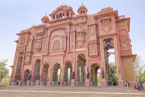 Jawahar Circle Garden is the Best Place for Couples in Jaipur