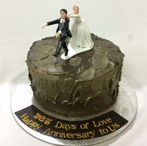 365 Days of Love Cake
