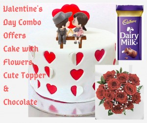 Valentine's Day Special Combo