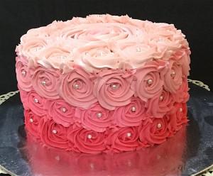 Smash Cake Pink