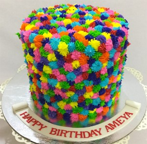 Smash Cake Ameya 04