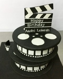 Movie Making Cake 2 Kg