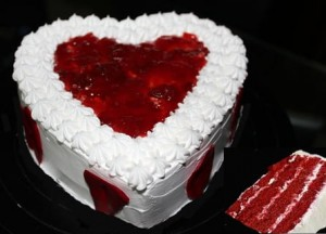 Red Velvet For My Love Heart