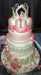 Dear Princess Cake