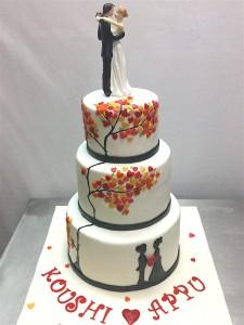 Special Valentine Cake