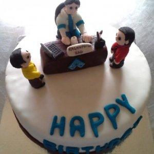 The Boss Cake