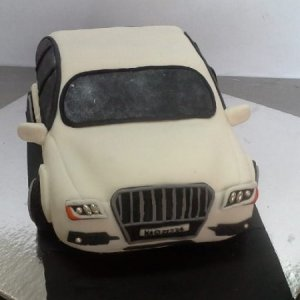 SUV Car Birthday Cake Order Online