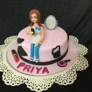 Selfie Lover Cake Designer Birthday Cake