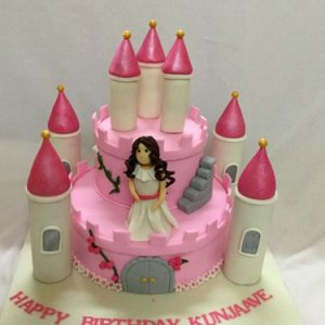 Birthday Cake for Little Princess