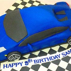 Farrari Birthday Cake Order Online