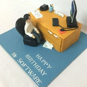 Birthday Cake for Software Engineer