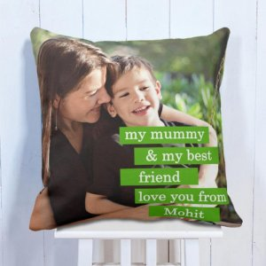 Personalised Cushion Best Mom's In Life