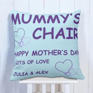 Personalised Cushion Mom's Love