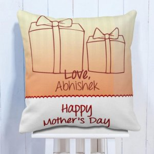 Personalised Cushion For Mother's Day